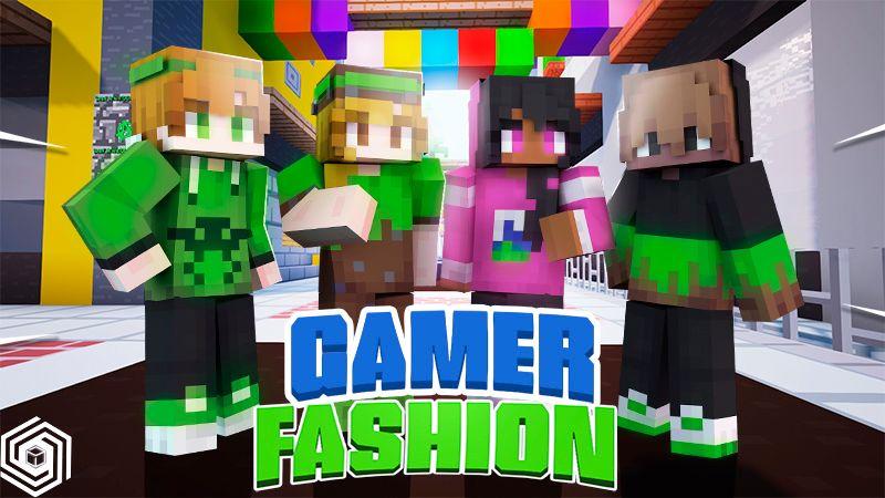 Gamer Fashion on the Minecraft Marketplace by UnderBlocks Studios