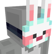 Dream Bunny Mask