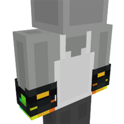 RGB Gloves on the Minecraft Marketplace by CreatorLabs