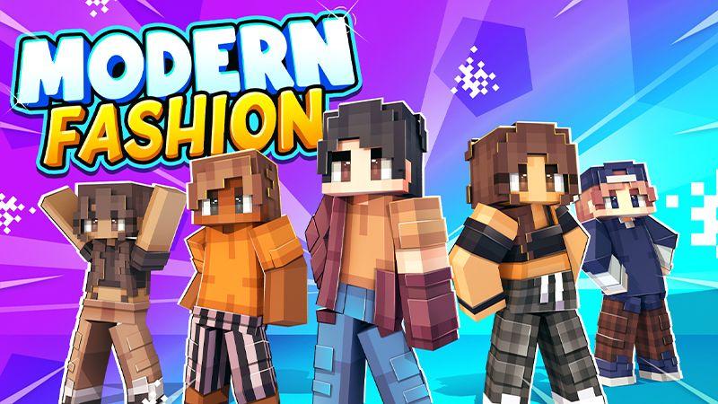 Modern Fashion on the Minecraft Marketplace by Cynosia