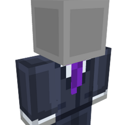 Enderman Suit on the Minecraft Marketplace by Glowfischdesigns