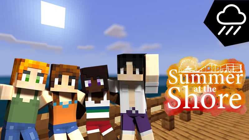 Summer at the Shore on the Minecraft Marketplace by Rainstorm Studios