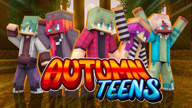 Autumn Teens on the Minecraft Marketplace by Rainbow Theory