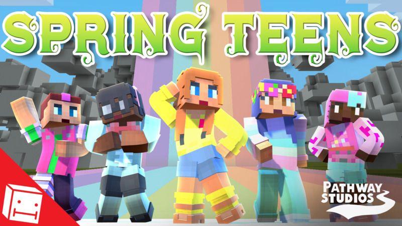 Spring Teens