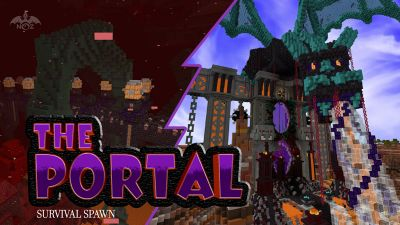 The Portal on the Minecraft Marketplace by Dragnoz