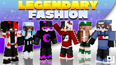 Legendary Fashion on the Minecraft Marketplace by inPixel
