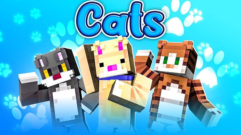 Cats on the Minecraft Marketplace by Mine-North