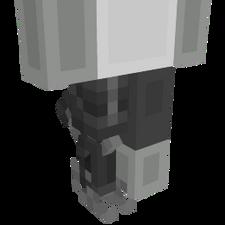 Stealth Robot Leg