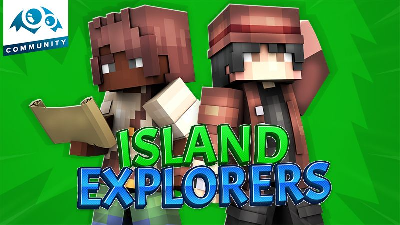 Island Explorers on the Minecraft Marketplace by Monster Egg Studios