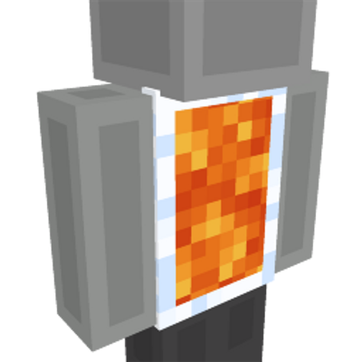 Lava Chest on the Minecraft Marketplace by Razzleberries