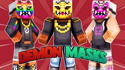 Demon Masks on the Minecraft Marketplace by 57Digital