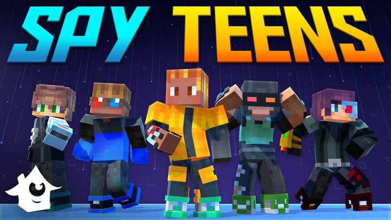 Spy Teens on the Minecraft Marketplace by House of How