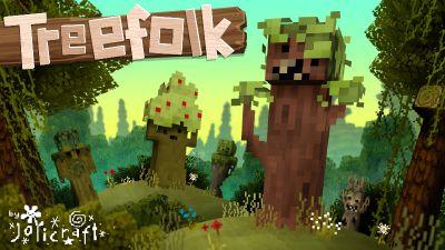 Jolicrafts Treefolk on the Minecraft Marketplace by Jolicraft