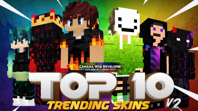 TOP 10 v2 on the Minecraft Marketplace by CanadaWebDeveloper
