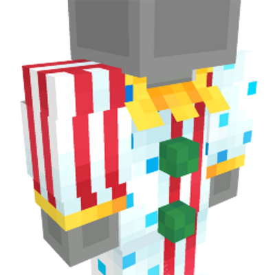 Clown Suit on the Minecraft Marketplace by Polymaps