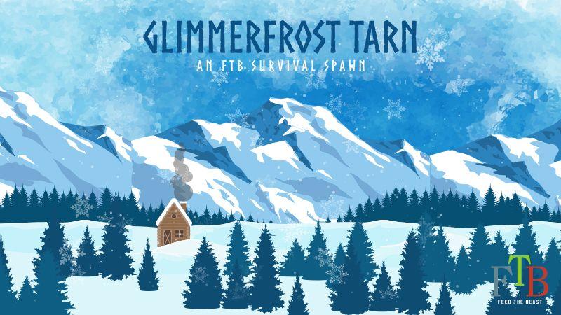 Glimmerfrost Tarn on the Minecraft Marketplace by FTB