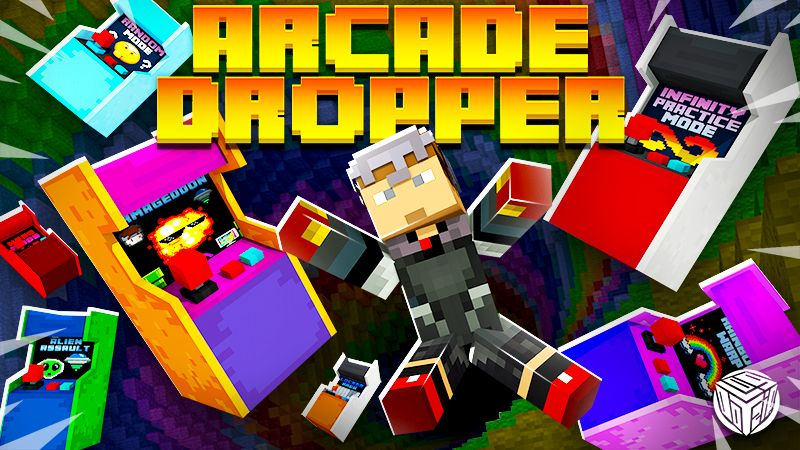 Arcade Dropper on the Minecraft Marketplace by Logdotzip