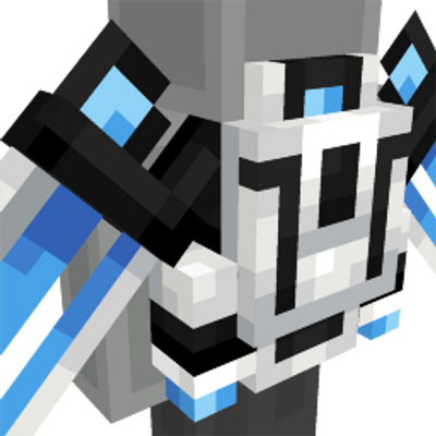 Toy SciFi Jetpack on the Minecraft Marketplace by Team Vaeron
