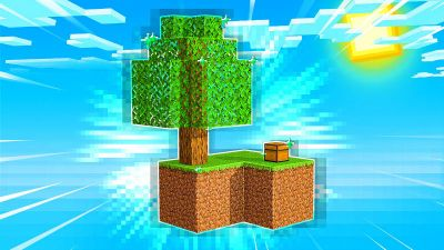 Ultimate Sky Survival on the Minecraft Marketplace by BLOCKLAB Studios
