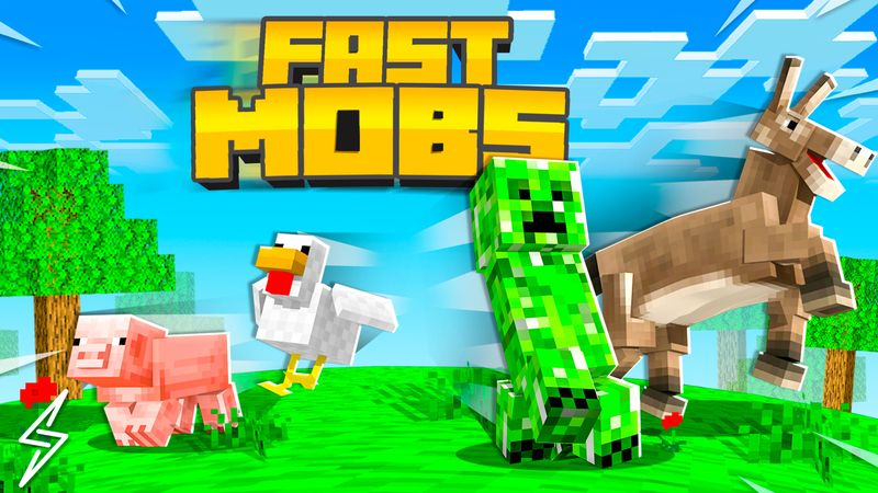 Fast Mobs on the Minecraft Marketplace by Senior Studios