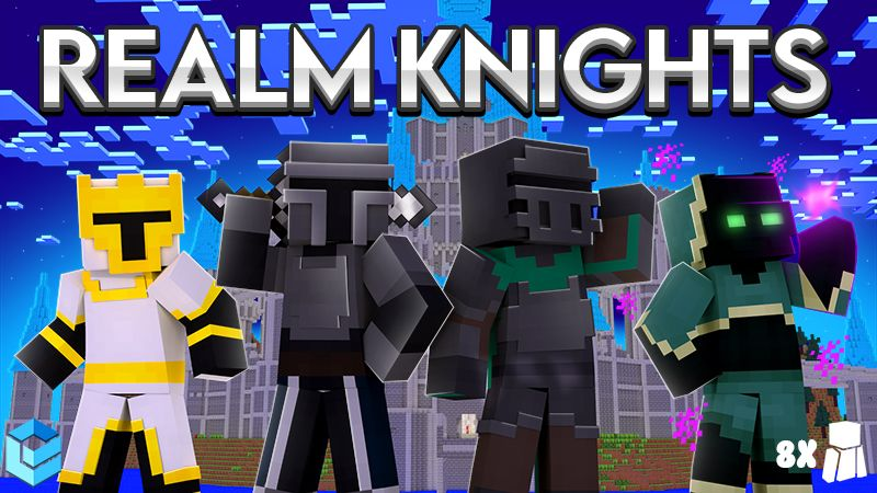 Realm Knights on the Minecraft Marketplace by Entity Builds