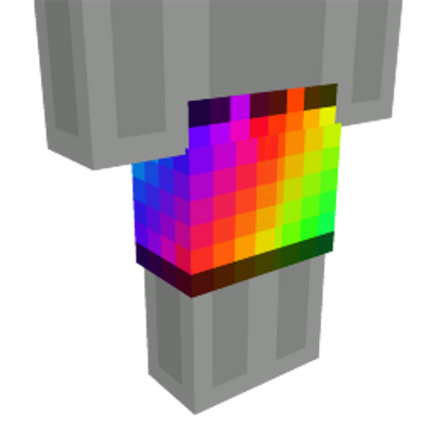 Rainbow Shorts on the Minecraft Marketplace by Cleverlike