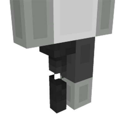 Wither Skeleton Legs on the Minecraft Marketplace by Glowfischdesigns