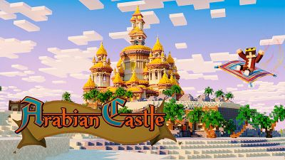 Arabian Castle on the Minecraft Marketplace by Odyssey Builds