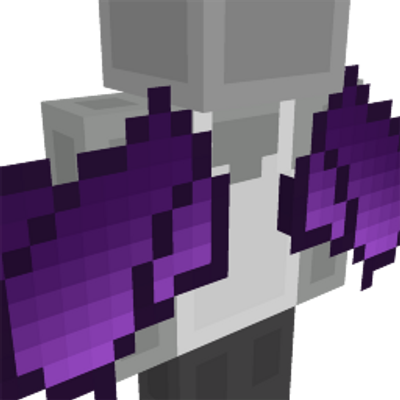 Purple Wings on the Minecraft Marketplace by Sova Knights