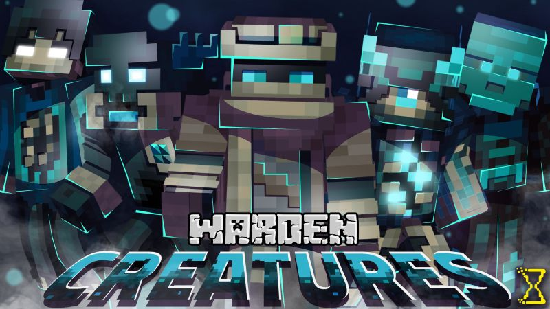 Warden Creatures on the Minecraft Marketplace by Hourglass Studios