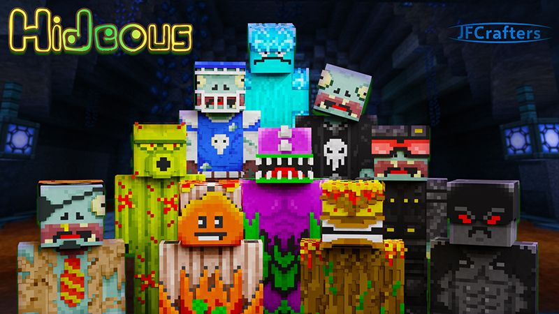 Hideous on the Minecraft Marketplace by JFCrafters
