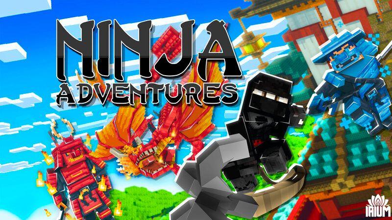 Ninja Adventures on the Minecraft Marketplace by IriumBT