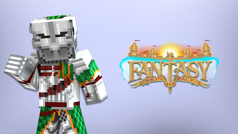 Fantasy Skins HD on the Minecraft Marketplace by Aurrora