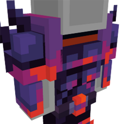 Ender Rogue Suit on the Minecraft Marketplace by Spectral Studios