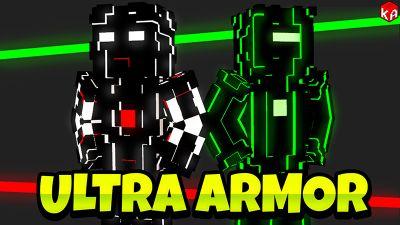Ultra Armor on the Minecraft Marketplace by KA Studios
