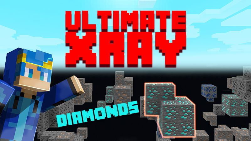 Ultimate Xray on the Minecraft Marketplace by Mine-North
