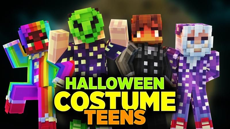 Halloween Costume Teens on the Minecraft Marketplace by Podcrash