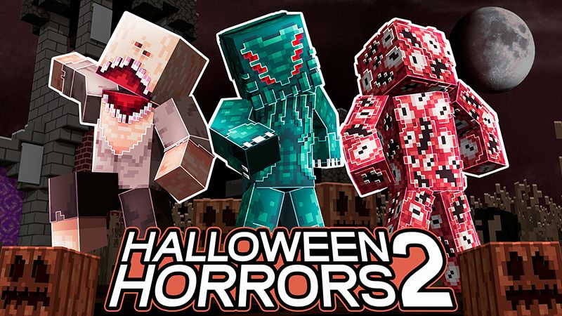 Halloween Horrors 2 on the Minecraft Marketplace by Dig Down Studios