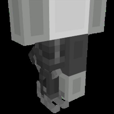 Stealth Robot Leg on the Minecraft Marketplace by Odd Block