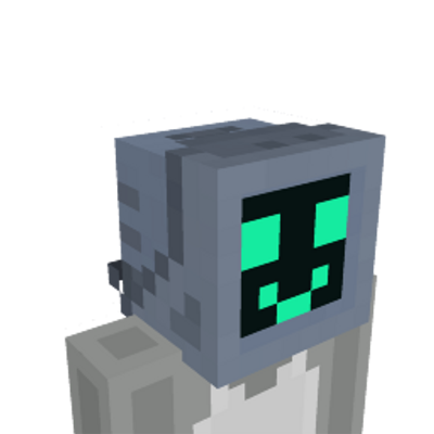 Creepy Monitor on the Minecraft Marketplace by Owls Cubed
