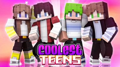 Coolest Teens on the Minecraft Marketplace by Odyssey Builds