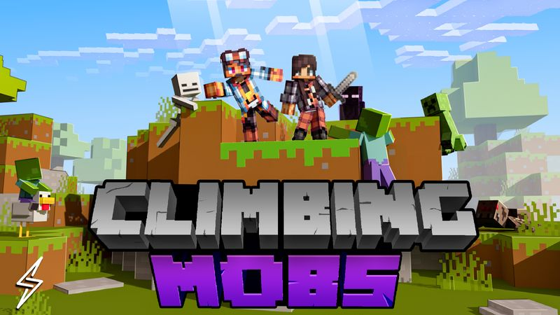Climbing Mobs on the Minecraft Marketplace by Senior Studios