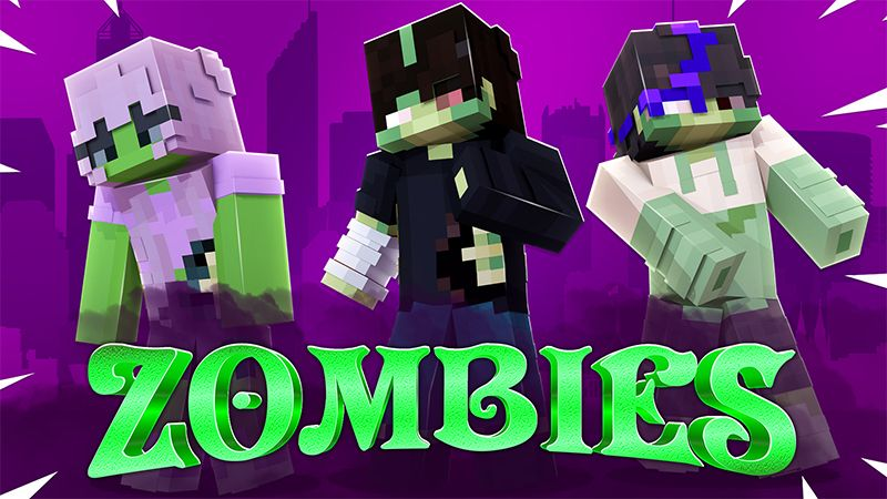 ZOMBIES on the Minecraft Marketplace by ChewMingo