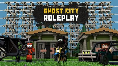 Ghost City Roleplay on the Minecraft Marketplace by Impulse