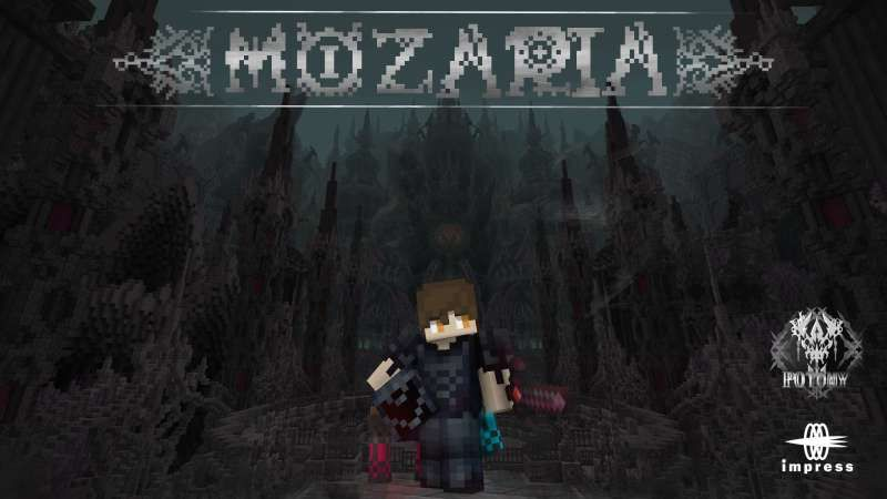 Mozaria on the Minecraft Marketplace by Impress