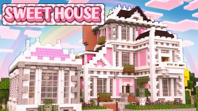 Sweet House on the Minecraft Marketplace by BLOCKLAB Studios