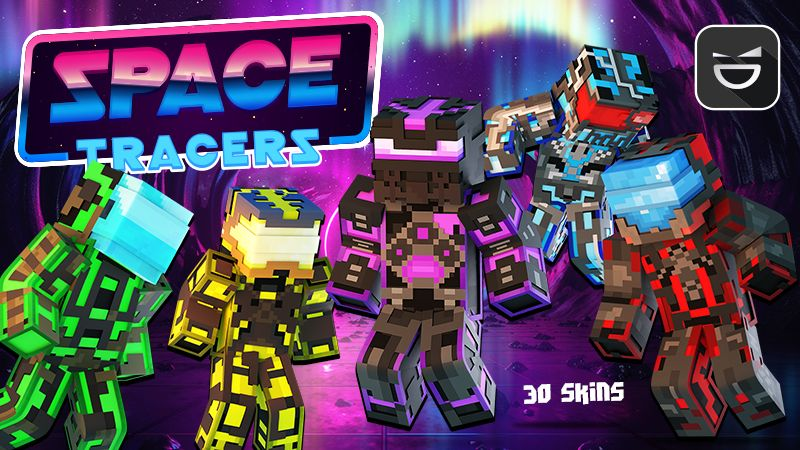 Space Tracers on the Minecraft Marketplace by Giggle Block Studios
