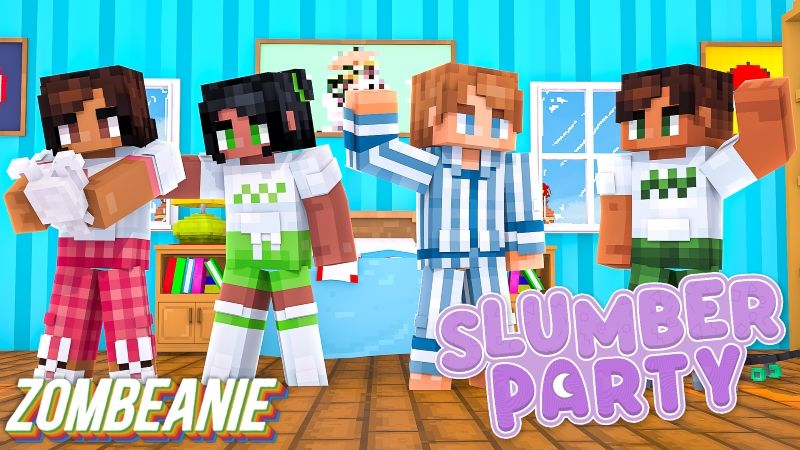 BFF Slumber Party on the Minecraft Marketplace by Zombeanie