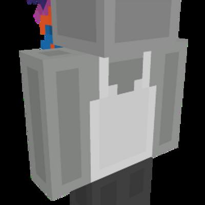 Rainbow Unicorn on the Minecraft Marketplace by Dragnoz