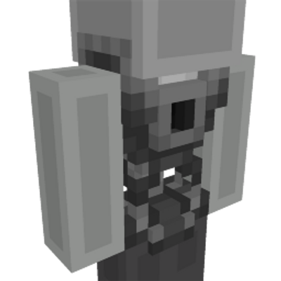 Stealth Robot Body on the Minecraft Marketplace by Odd Block